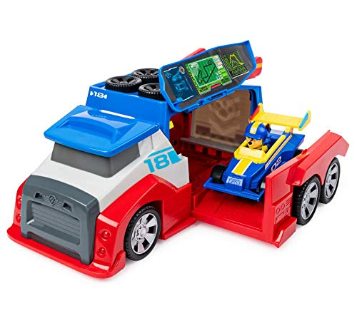 Camion la grande course automobile Pat Patrouille
