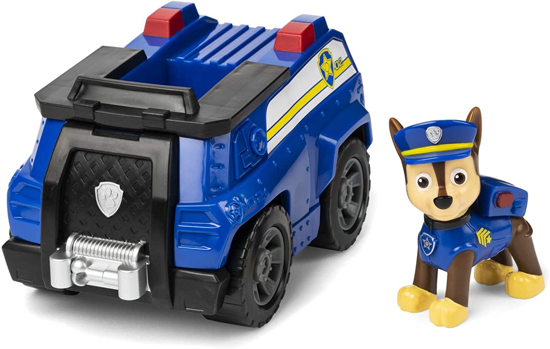 Chase Paw Patrol figurine vehicle