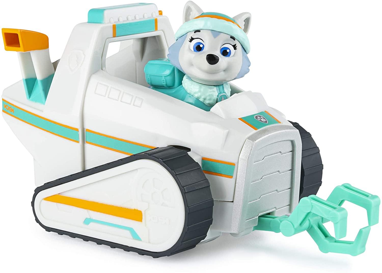Everest Pat Patrouille figurine et véhicule