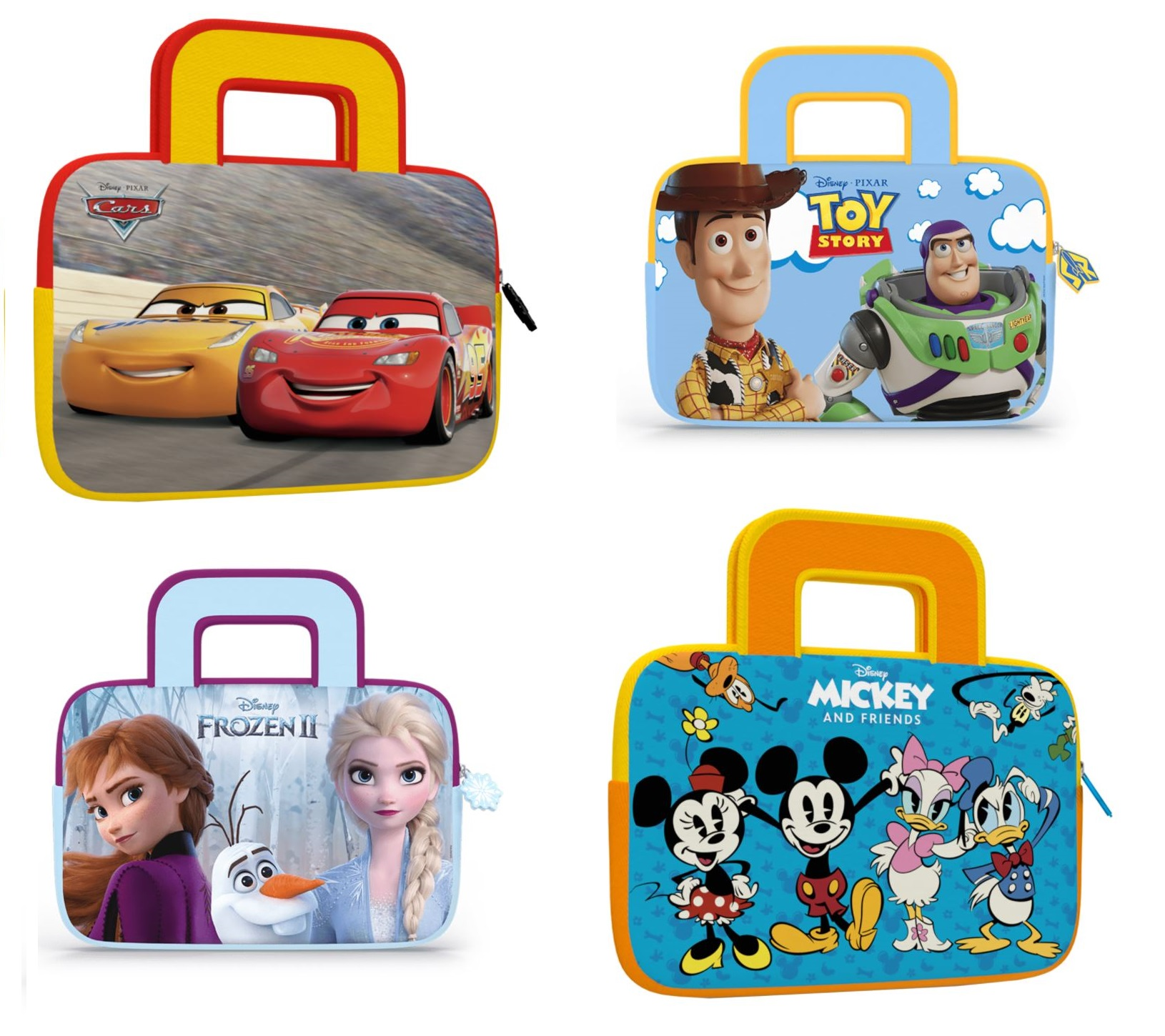 Disney Pebble Gear Tablet Carrying Bag