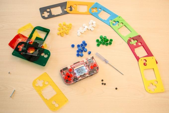 personnaliser sa console de jeu makerbuino
