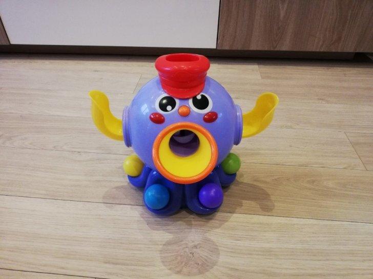 pieuvre à malice jouet éveil enfants