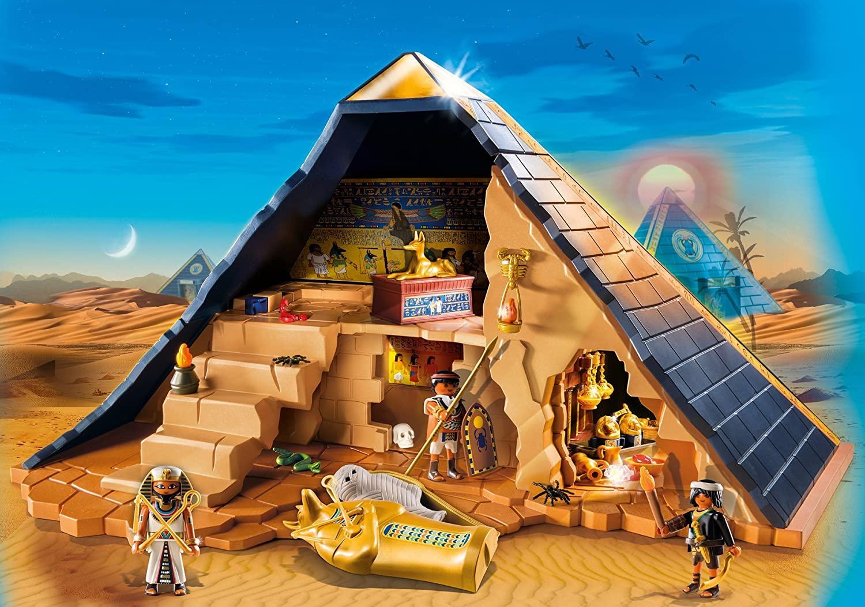 Playmobil 5386 Pharaoh Pyramid