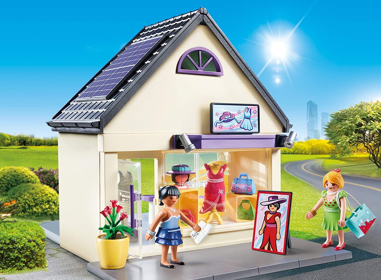 Playmobil 70017 Boutique de mode