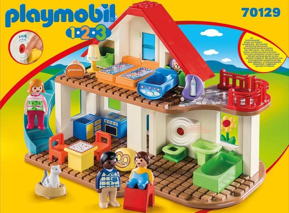 Maison familiale Playmobil 70129