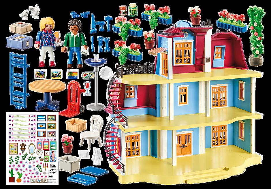 Playmobil 70205 Maison traditionnelle Maison de poupée