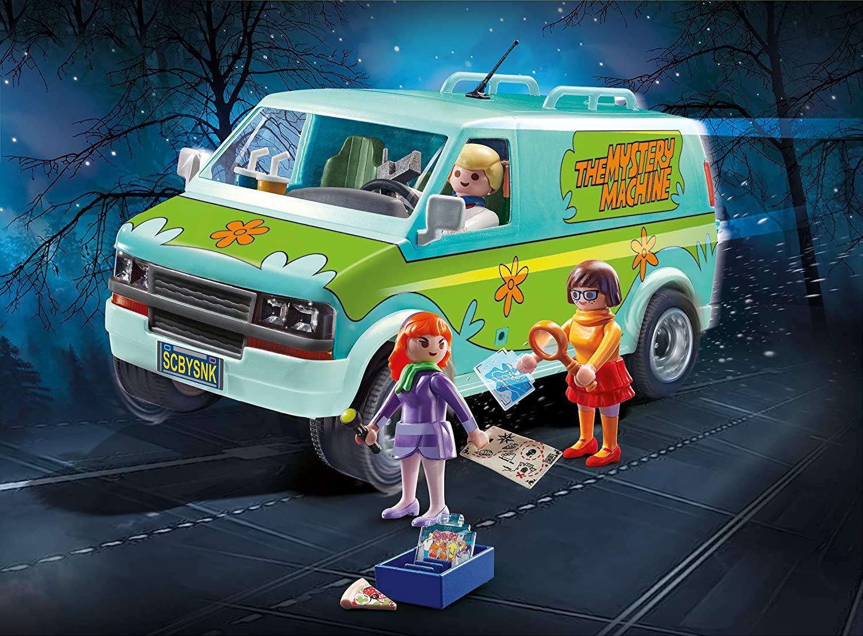 Playmobil 70286 Scooby Doo Mystery Machine