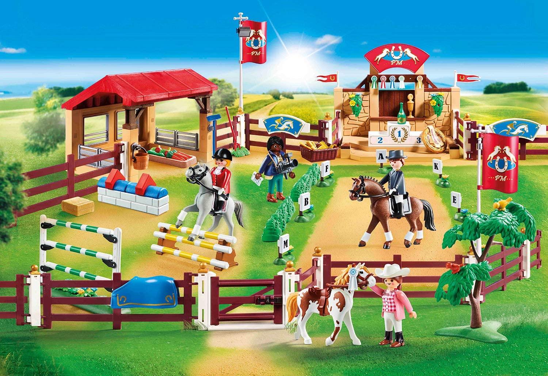 Playmobil 70337 Grand tournoi équestre