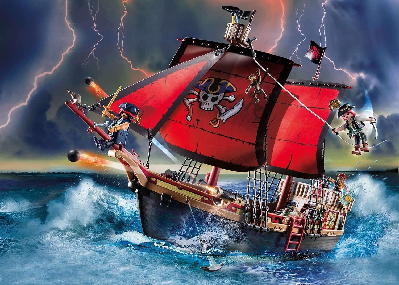 Playmobil 70411 pirate ship