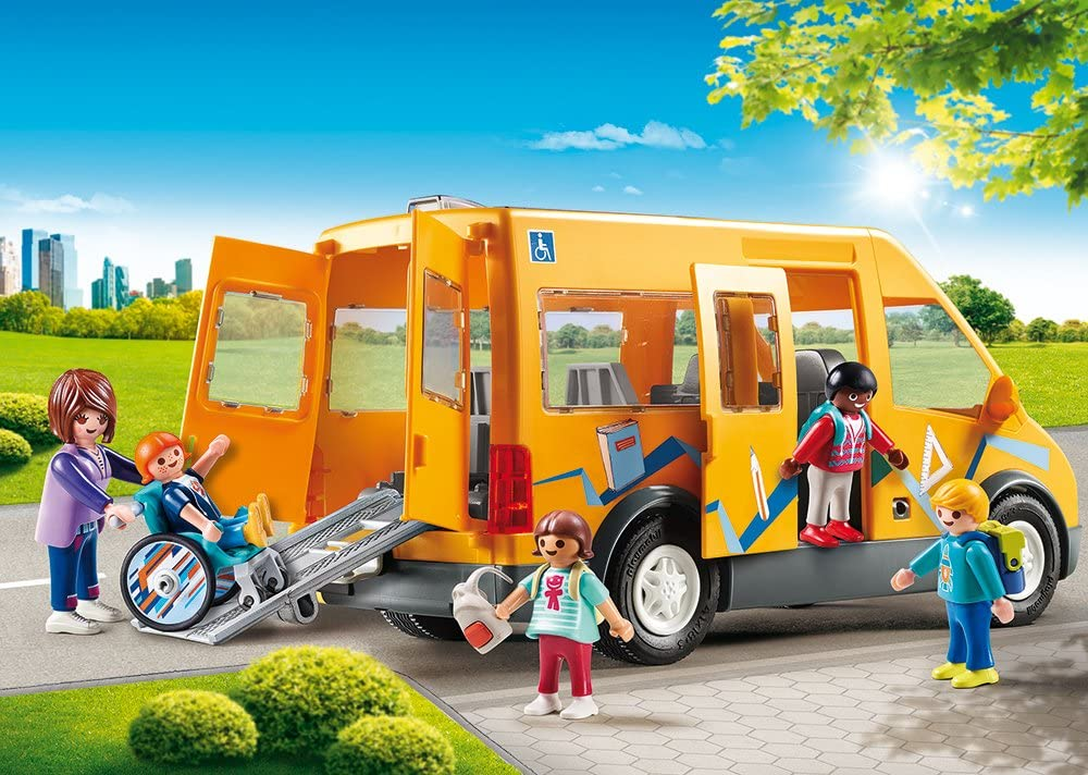 Playmobil 9419 Bus Scolaire