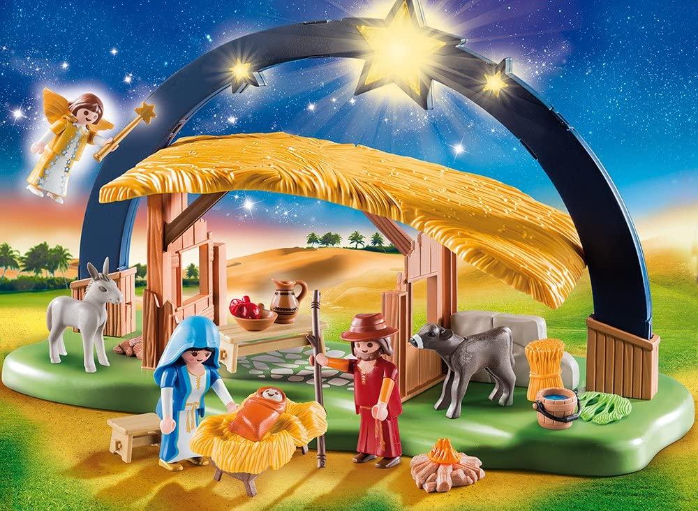 playmobil 9494 crèche de Noël