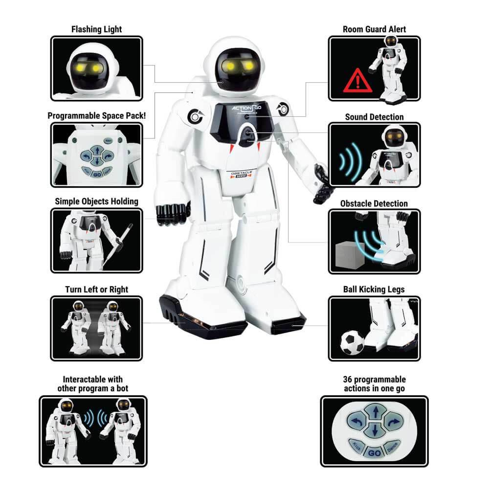Le robot Program a bot de Silverlit