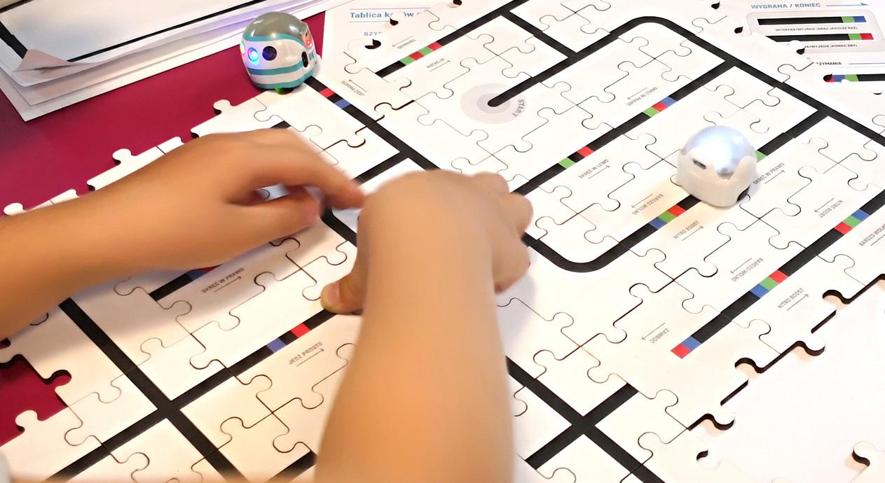 Puzzle Ozobot