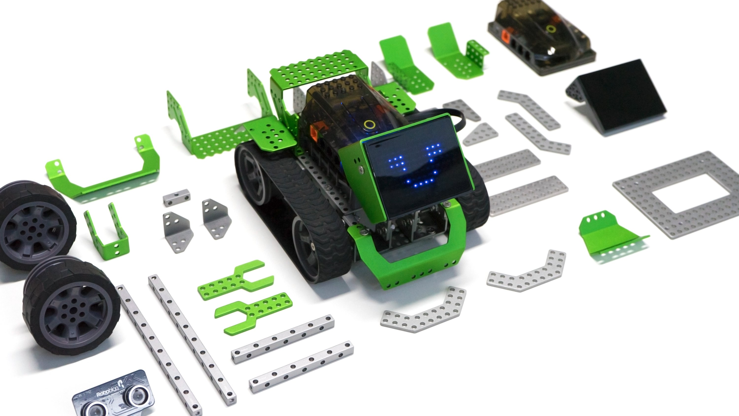 Robobloq educational robots to learn STEM