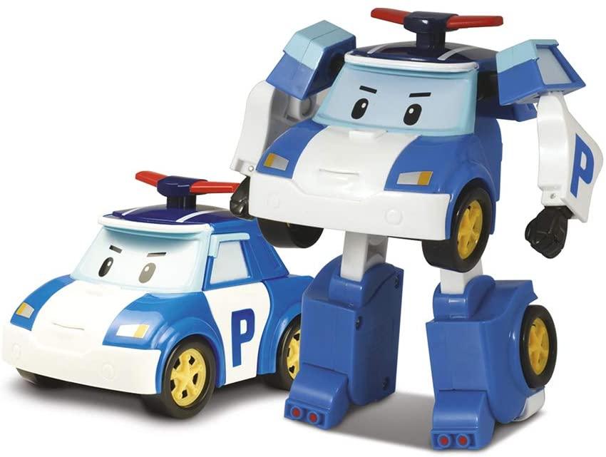 Robocar poli jouet transformable