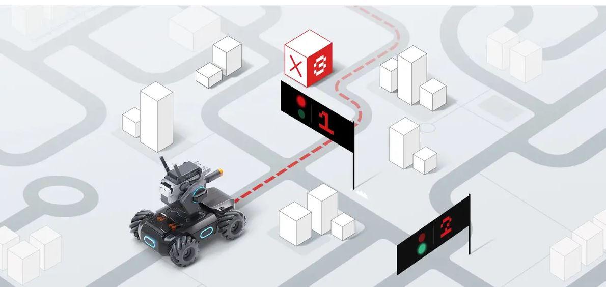 Robomaster S1 Auto Drive