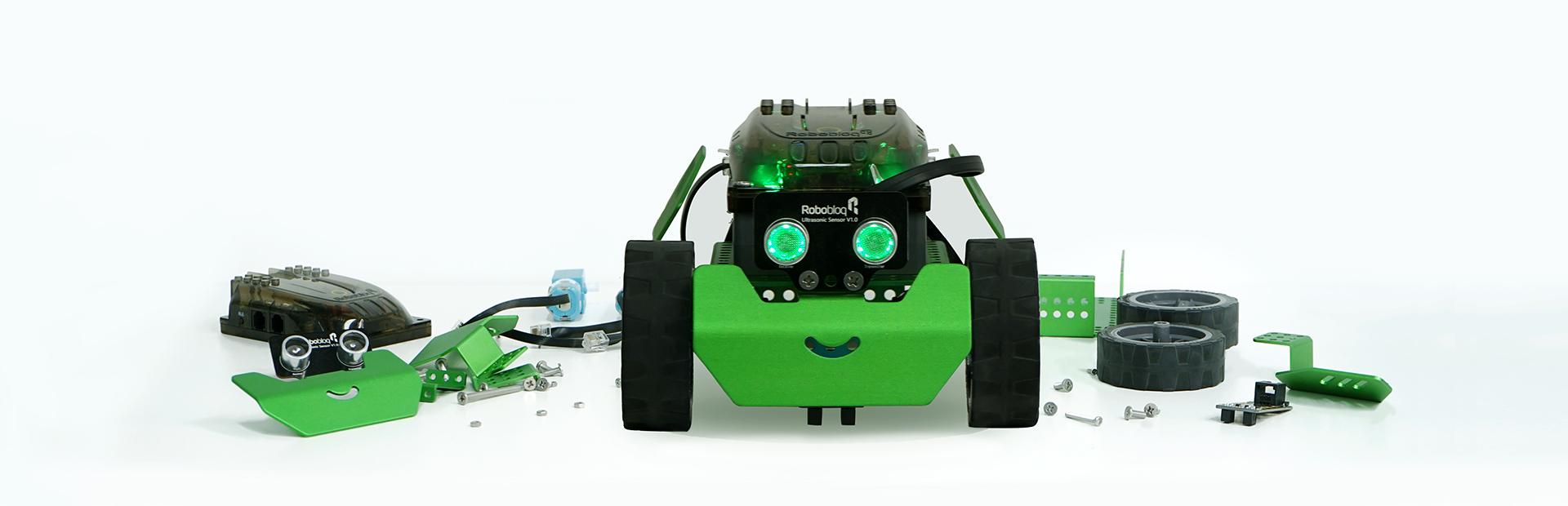 Robot Q-Scout Robobloq educational
