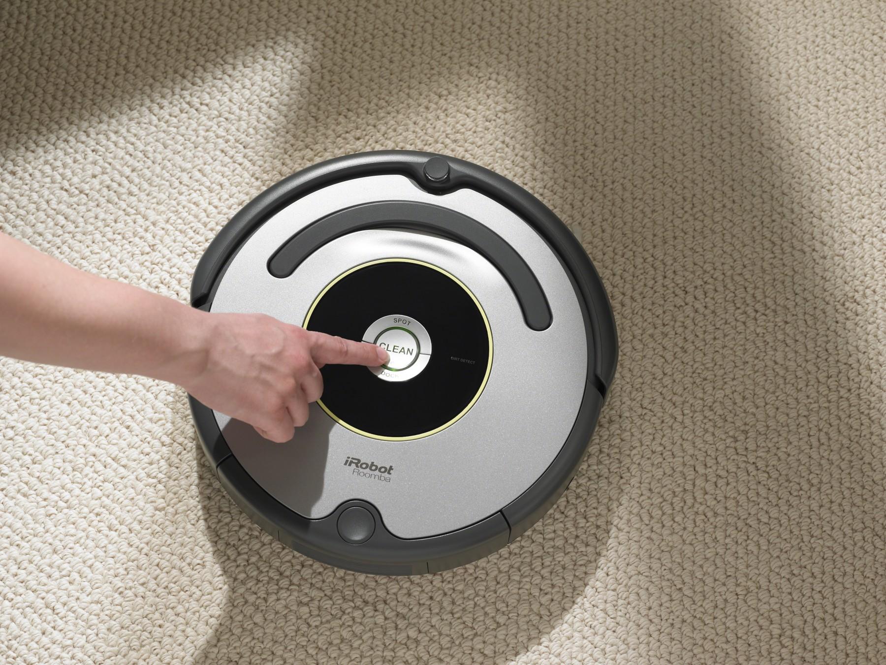 Robot aspirateur Roomba 615 d'iRobot