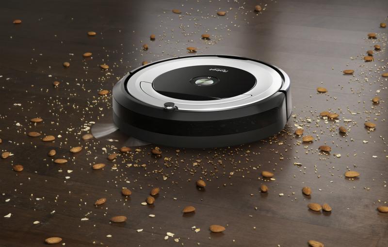 Robot aspirateur Roomba 691
