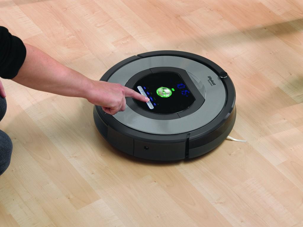 Aspirateur robot roomba 772e de iRobot