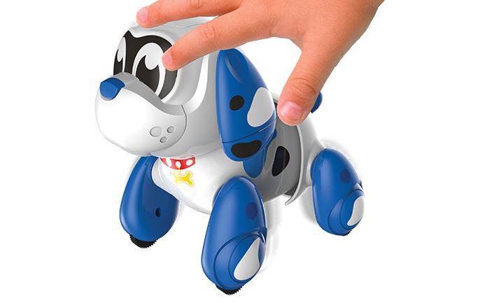 robot chien ruffy