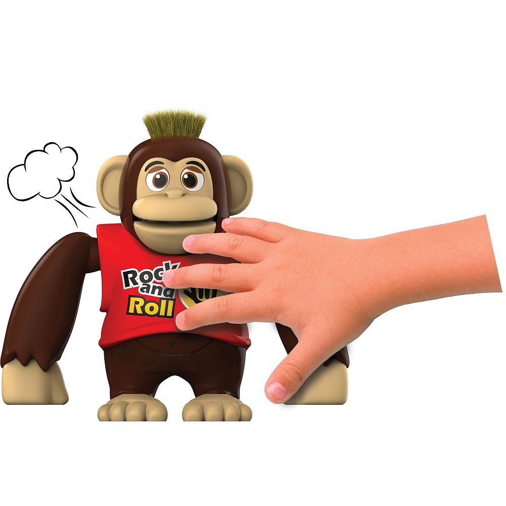 Robot singe Chimpy jouet