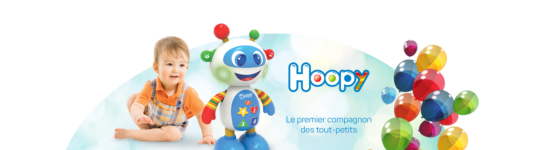 robot jouet Hoopy Ouaps de WowWee