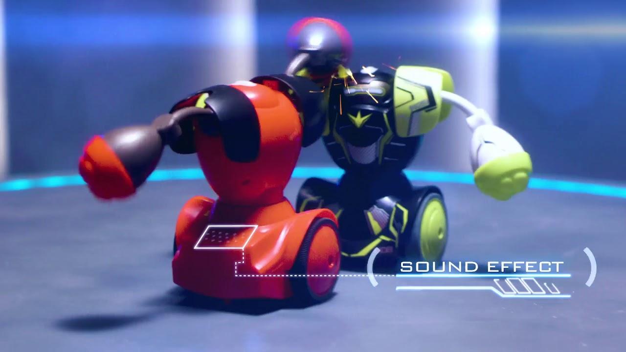 Robot jouet Kombat télécommandé