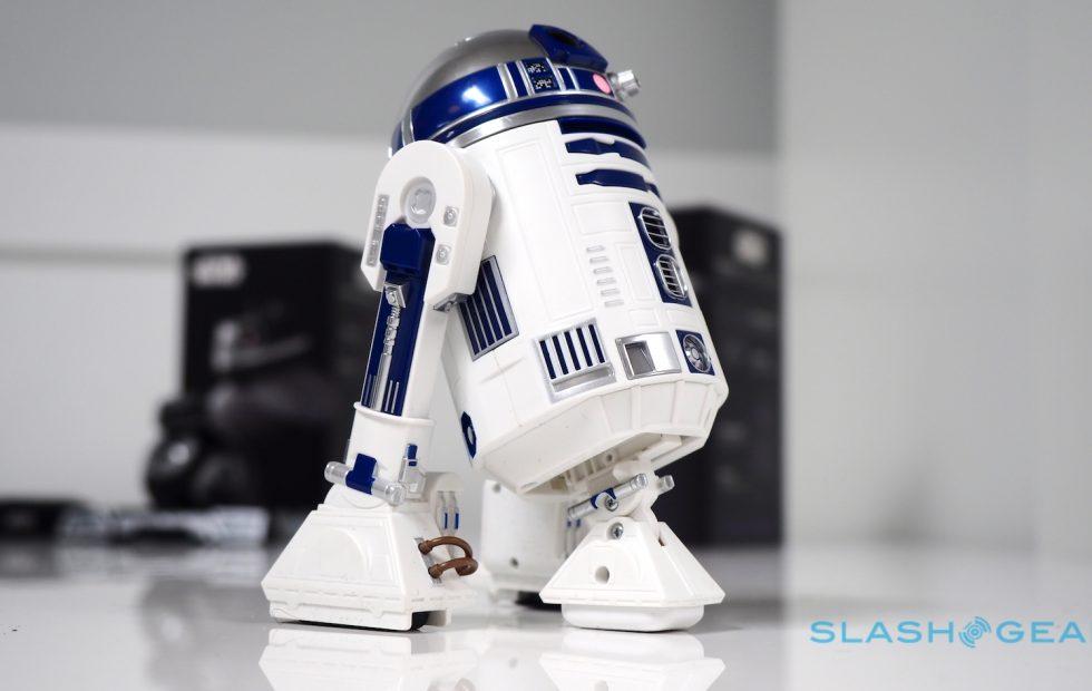 Sphero Bb 9 Et R2d2 Les Nouveaux Robots Jouets Star Wars