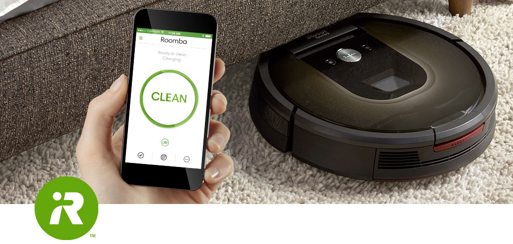 Roomba E5154 Application HOME