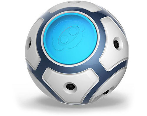 smartball chien robot