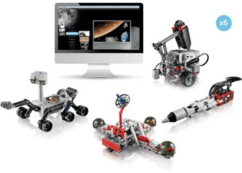 défi spatial LEGO Mindstorms EV3 Education