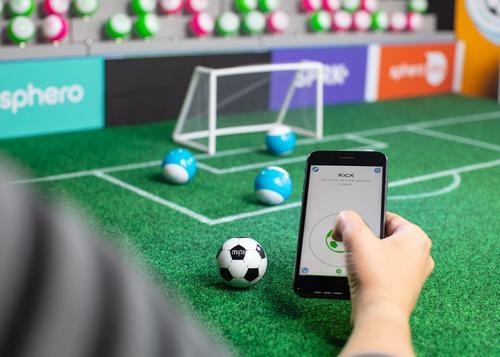 Sphero mini soccer orbotix programmable robot