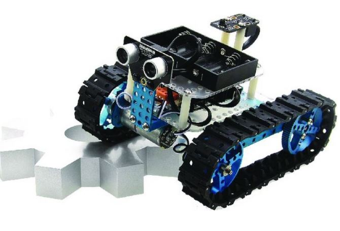 starter robot kit blue de makeblock