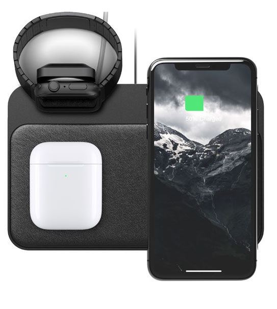 station charge apple watch iphone