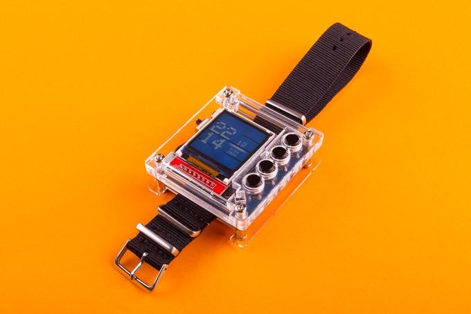 STEM Box Circuitmess Clockstar