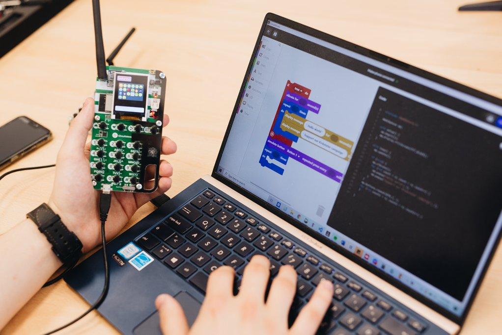 STEM Box chatter circuitmess