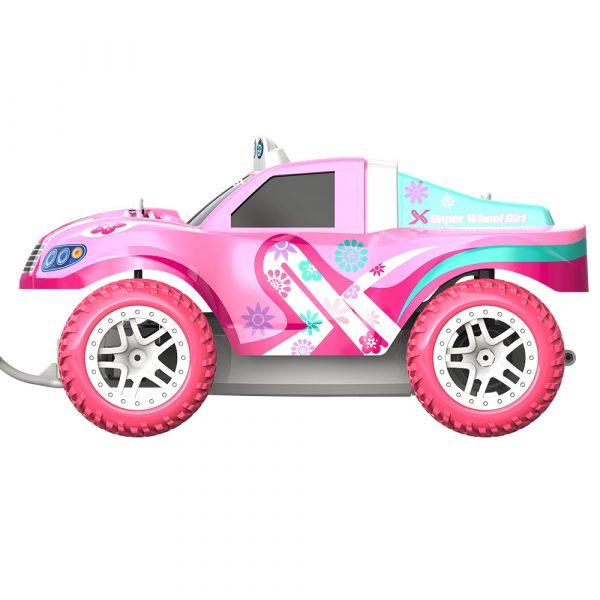 Super Wheel Truck Girl télécommandé Exost