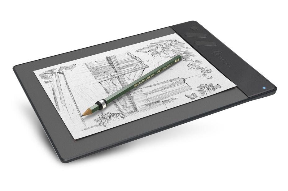 Repaper ISKN tablette graphique