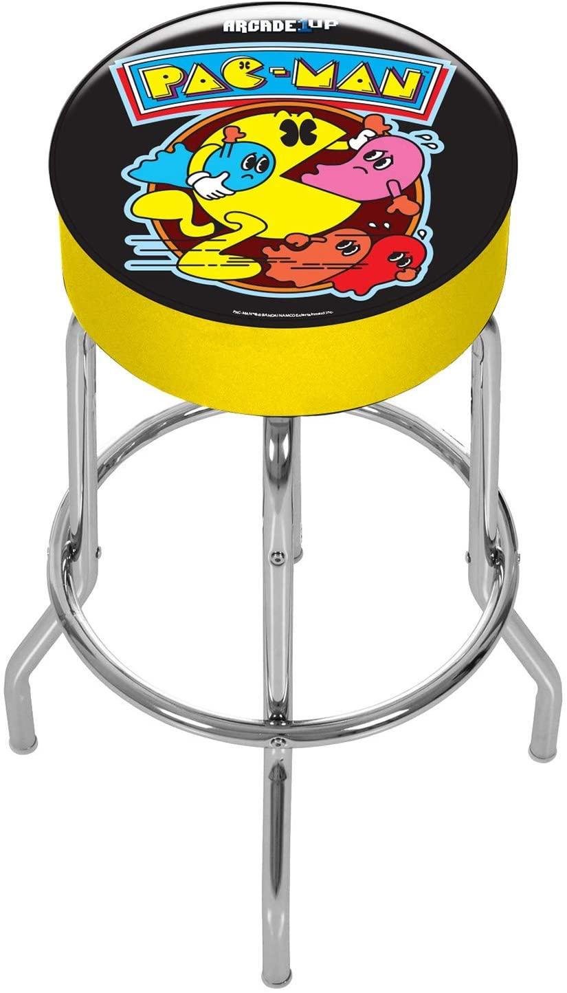 Tabouret arcade Pac Man