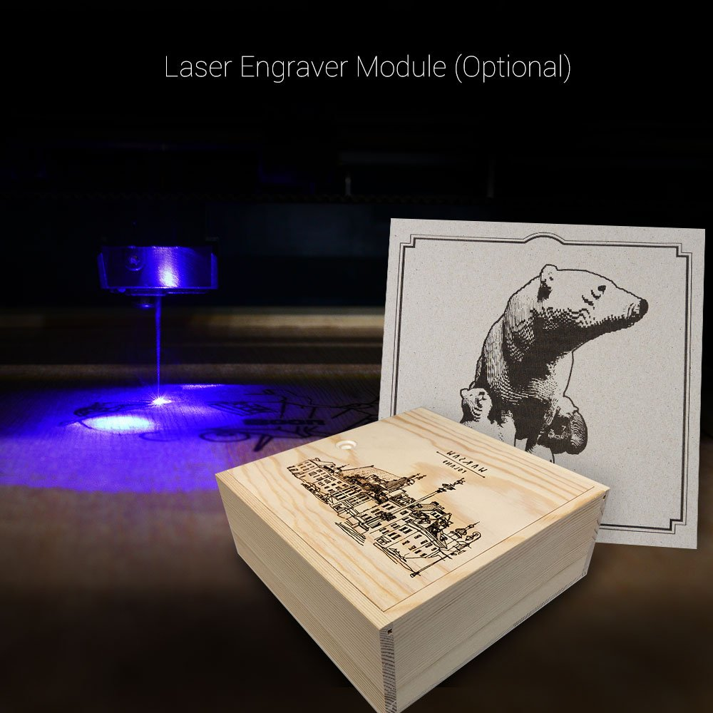 Tête laser Da Vinci Pro 1.0