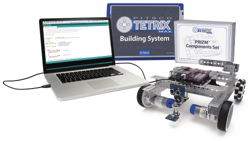 tetrix robot programmable pitsco