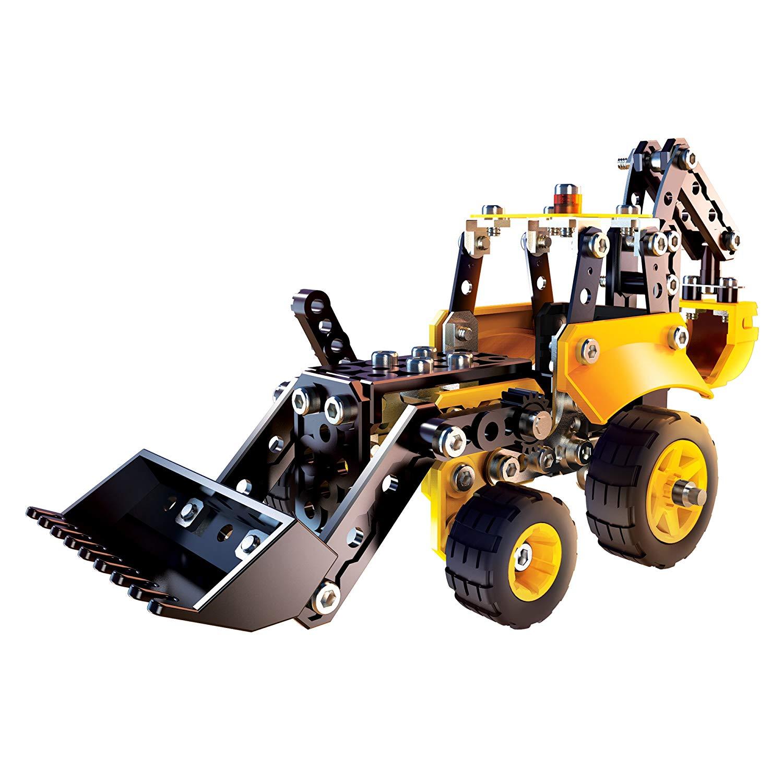 Backhoe loader Meccano 6043106