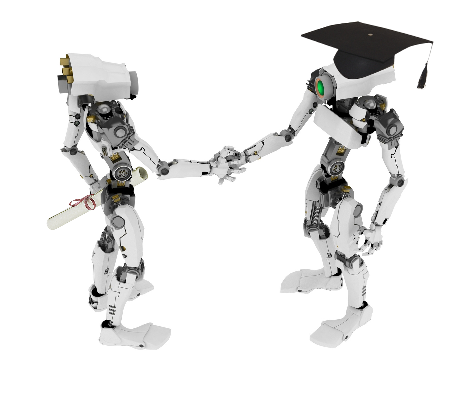 Robot Advance Teaching Information